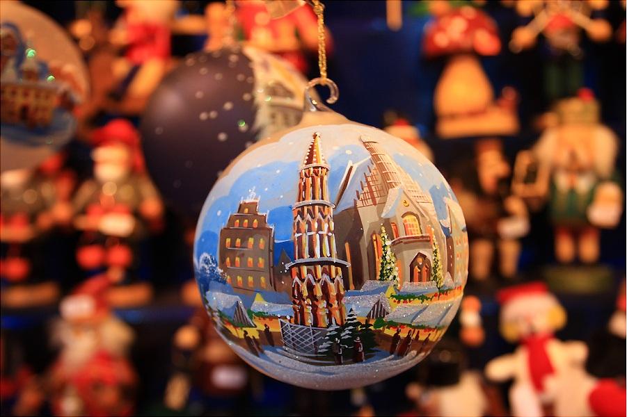 Когда новый год празднуют в европе